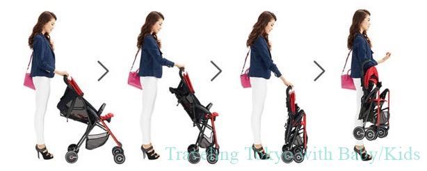Combi stroller