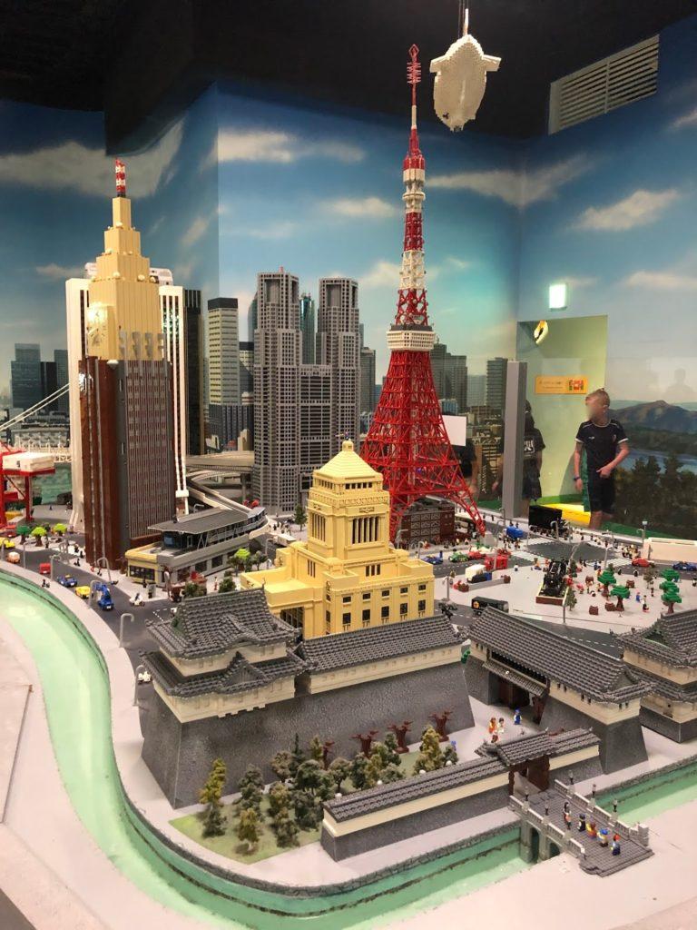 Legoland Tokyo Discovery Center