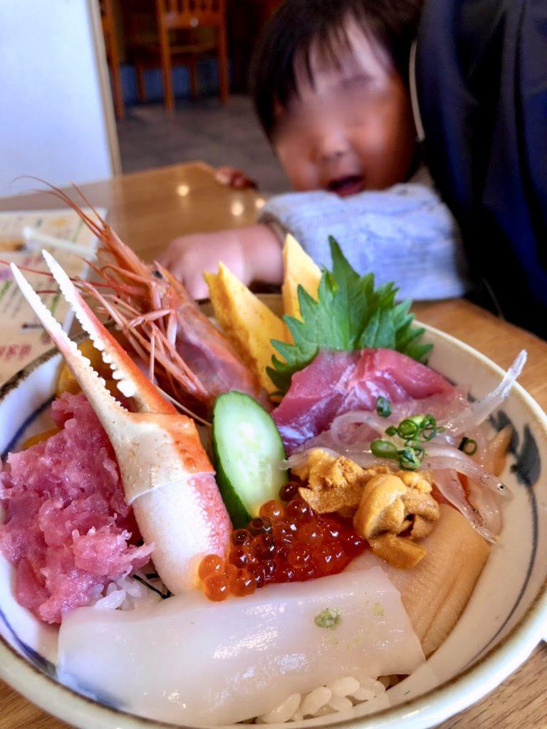 Lunch at Tsukiji