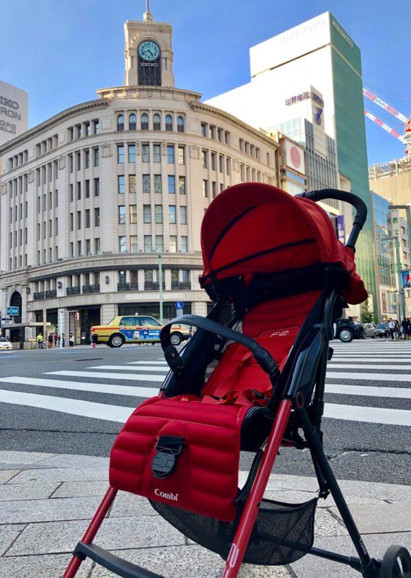 stroller rental Tokyo