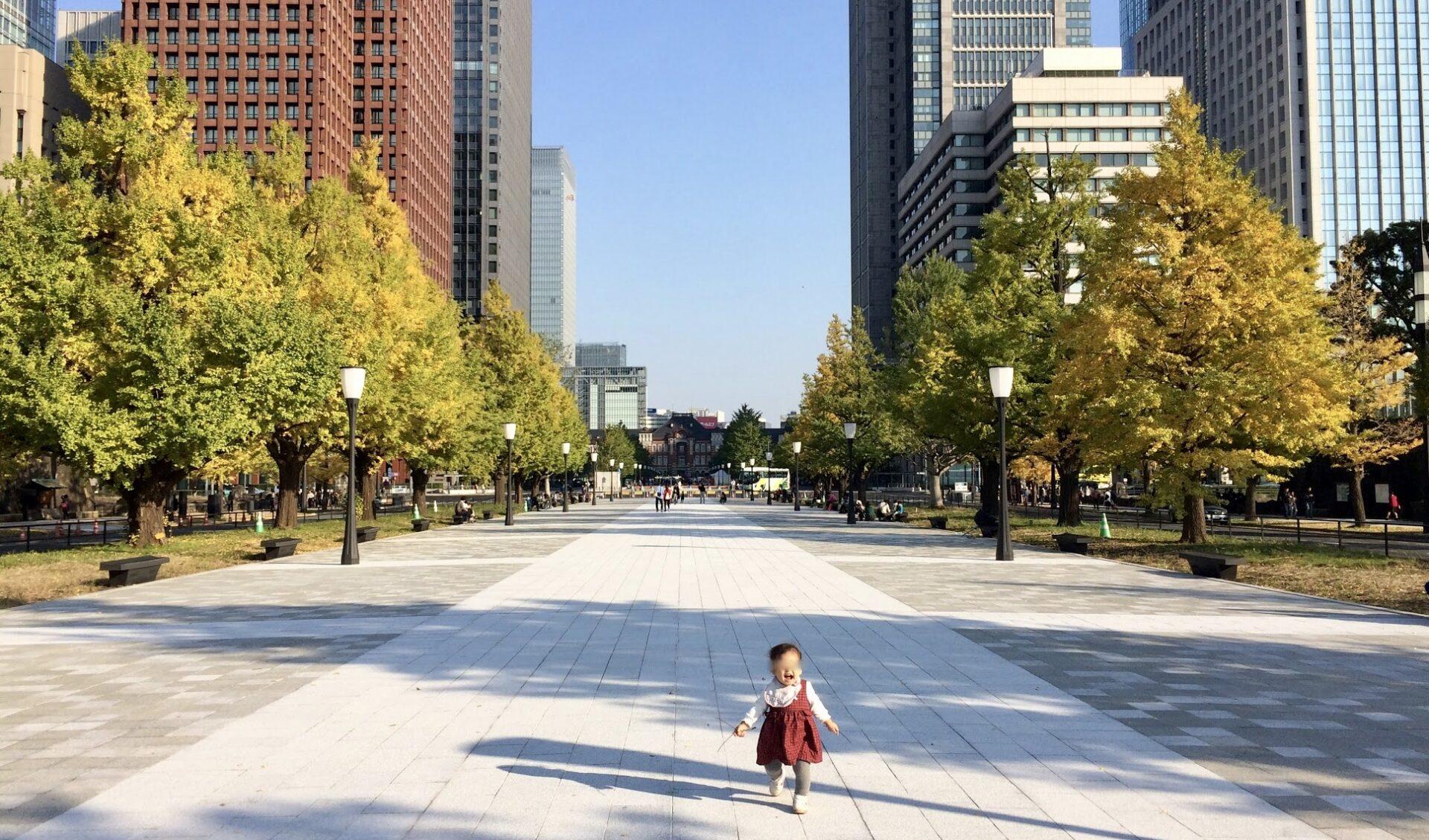 Tokyo with children