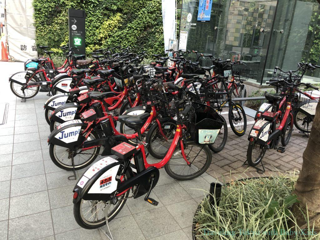 Rental Bike Tokyo Japan