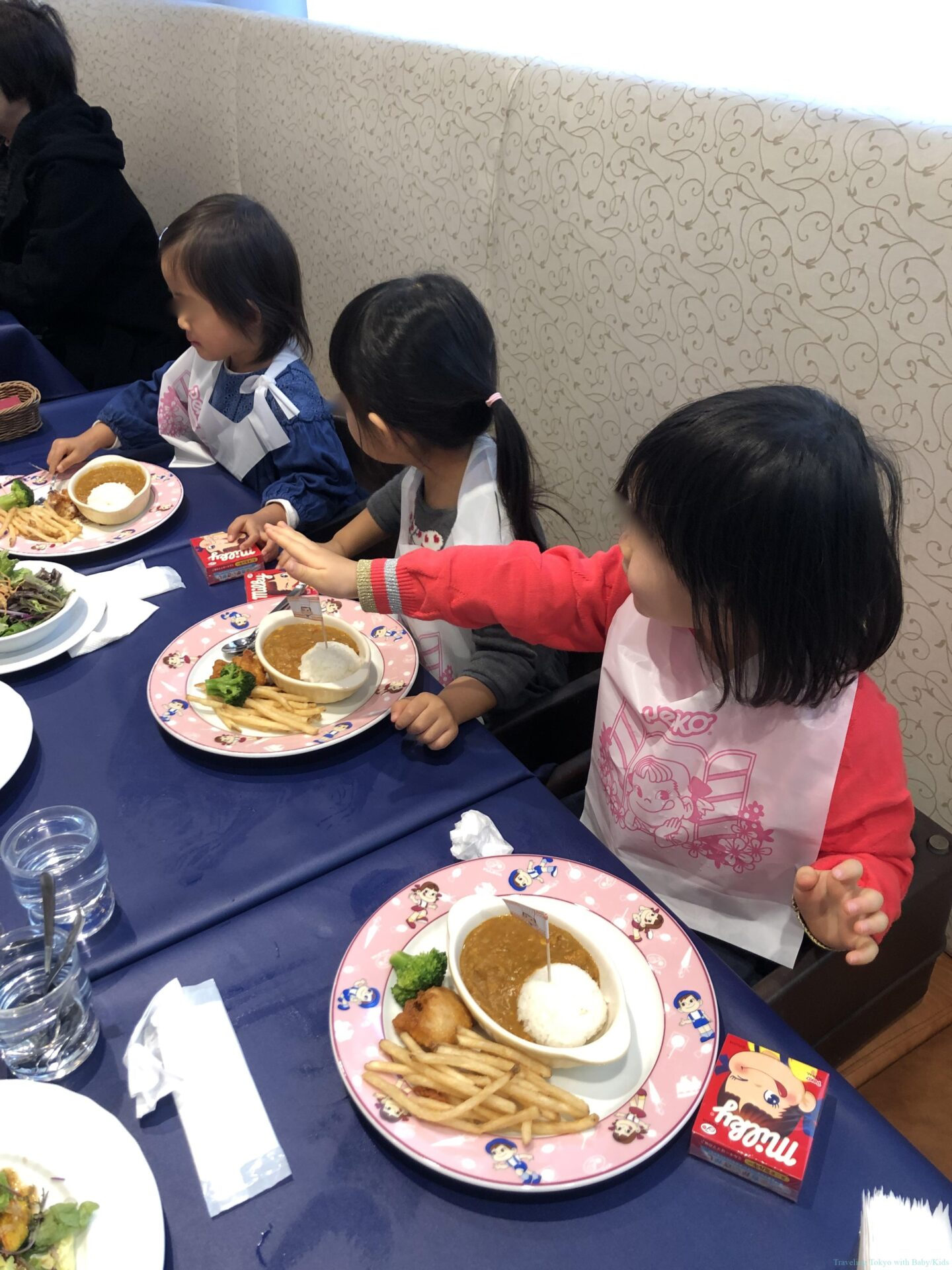 Family friendly restaurant in Ginza