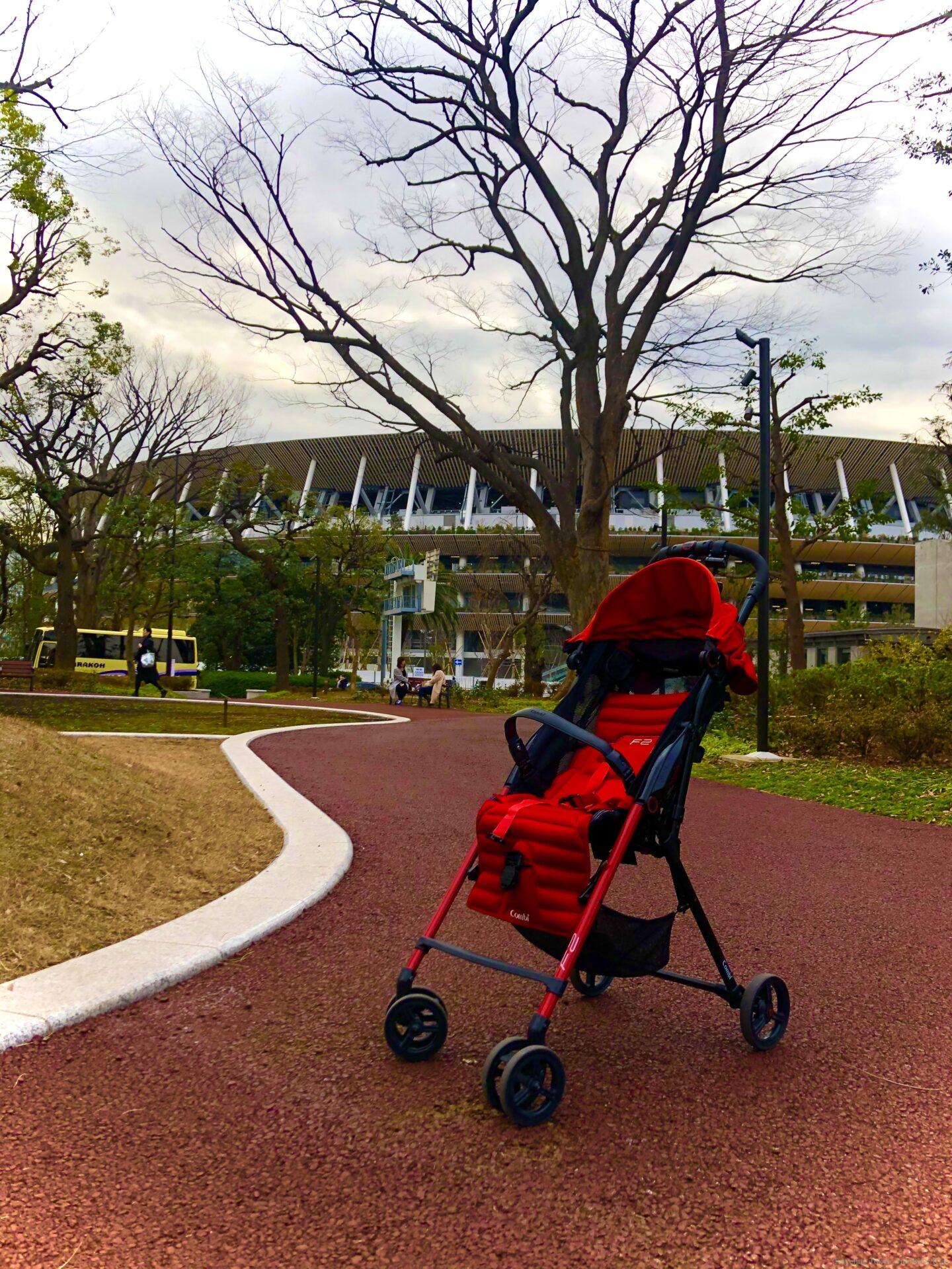 rental stroller in tokyo japan